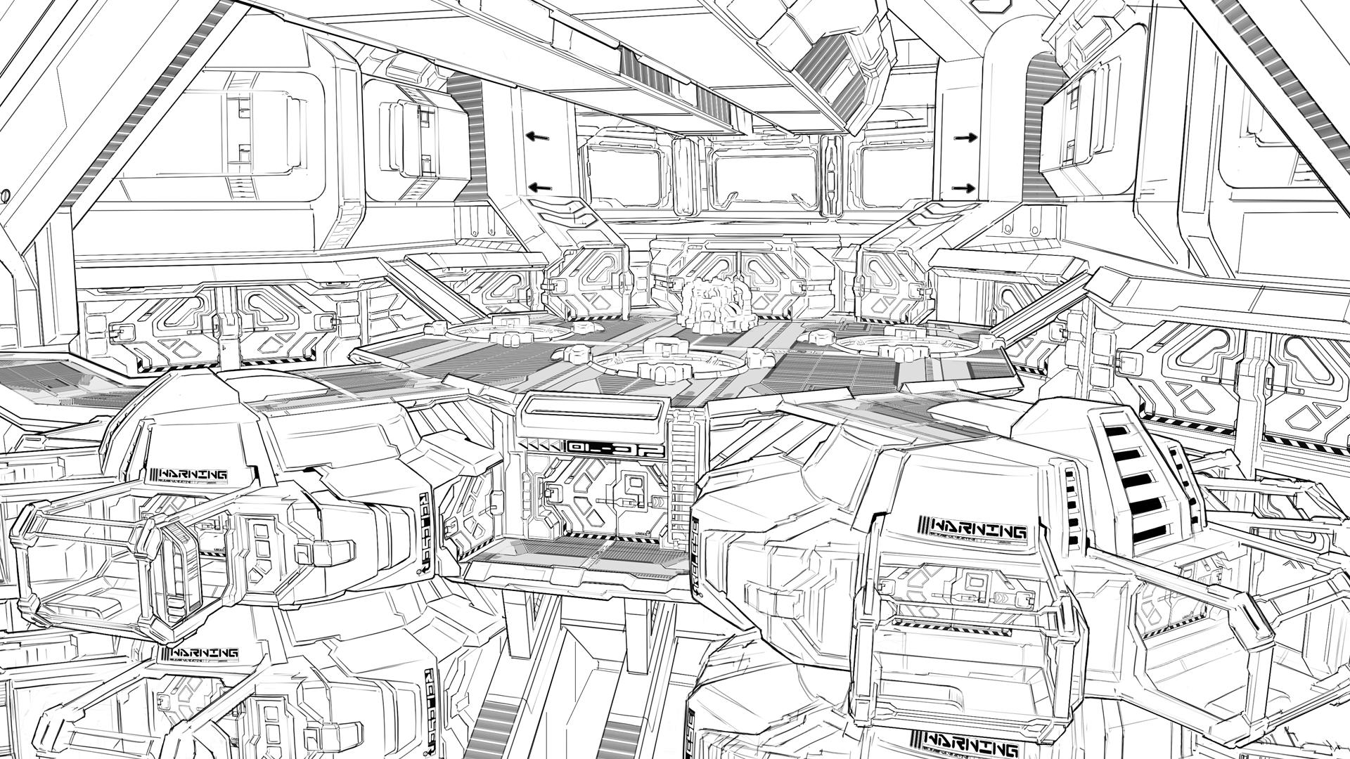 Space Station Infestation