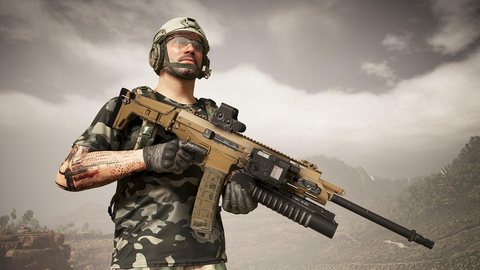 Assault Rifle Fanatic