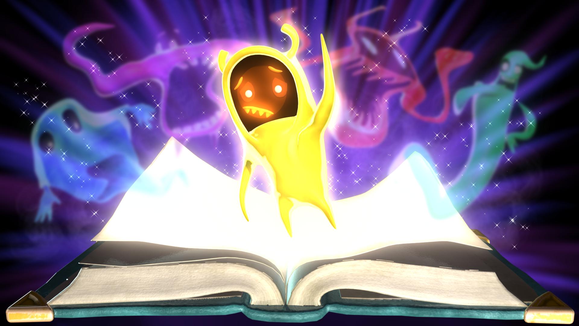 Book spook