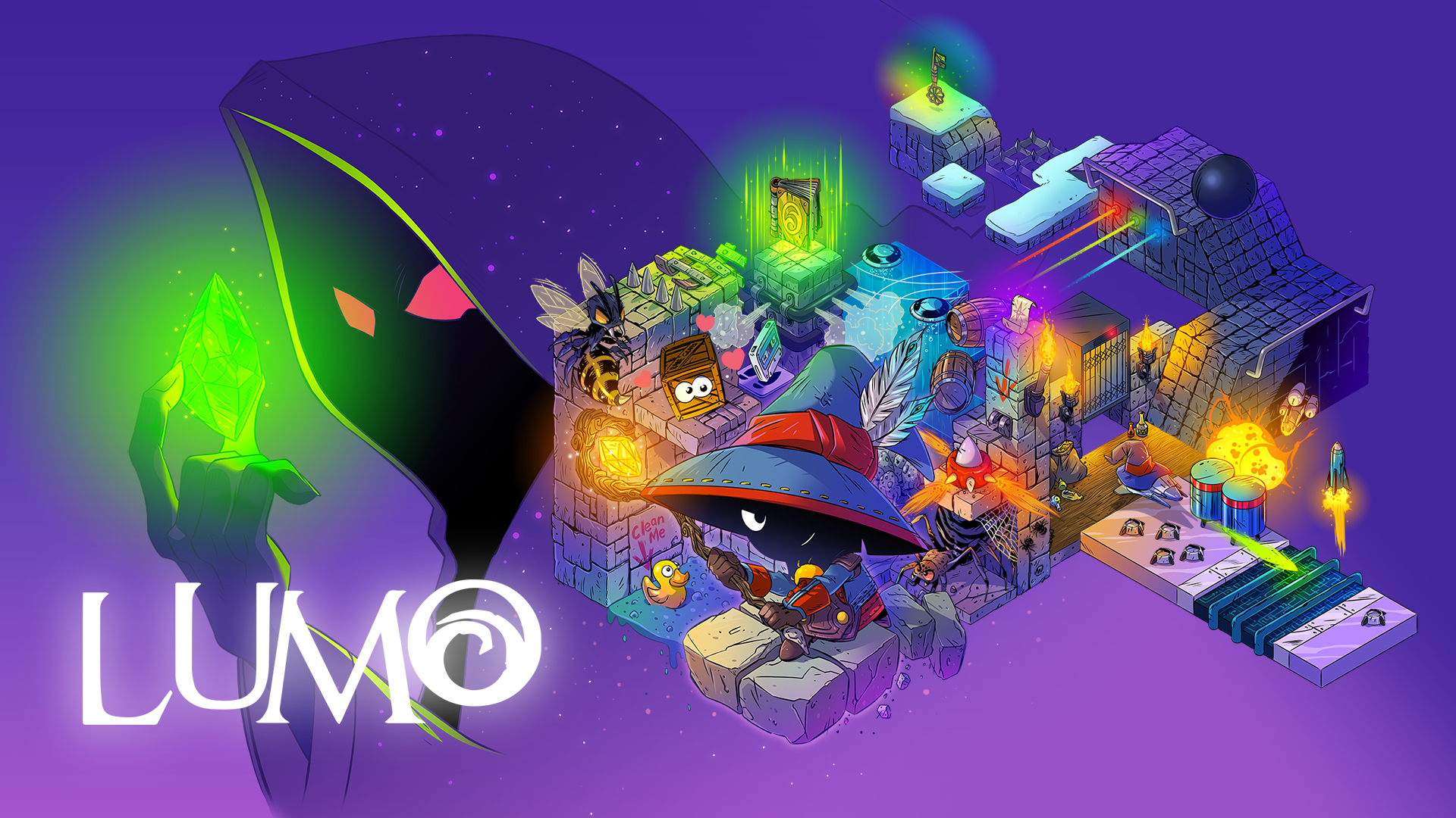 Zax on, Zax off achievement for Lumo on Xbox One