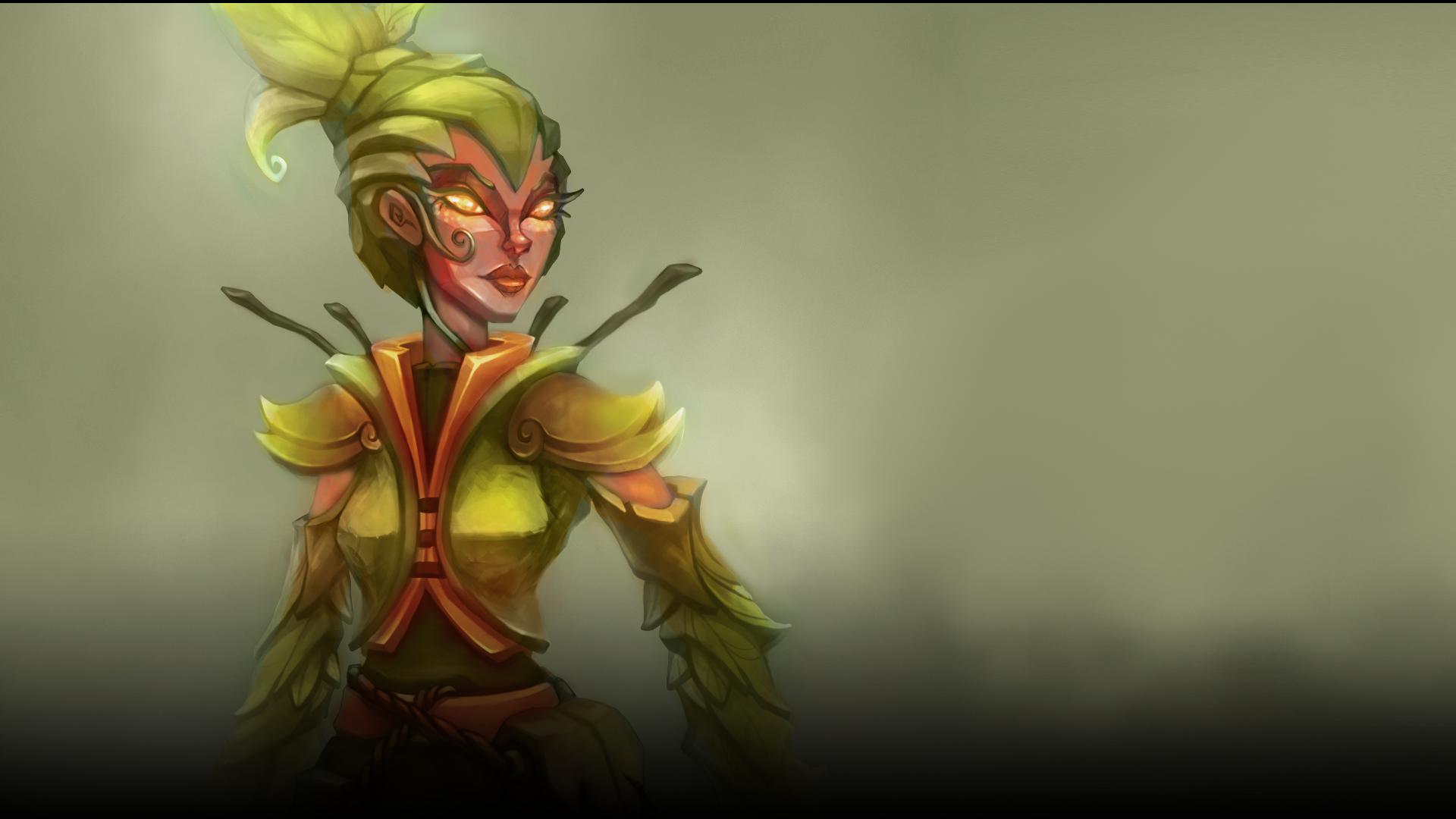 Flora Druid