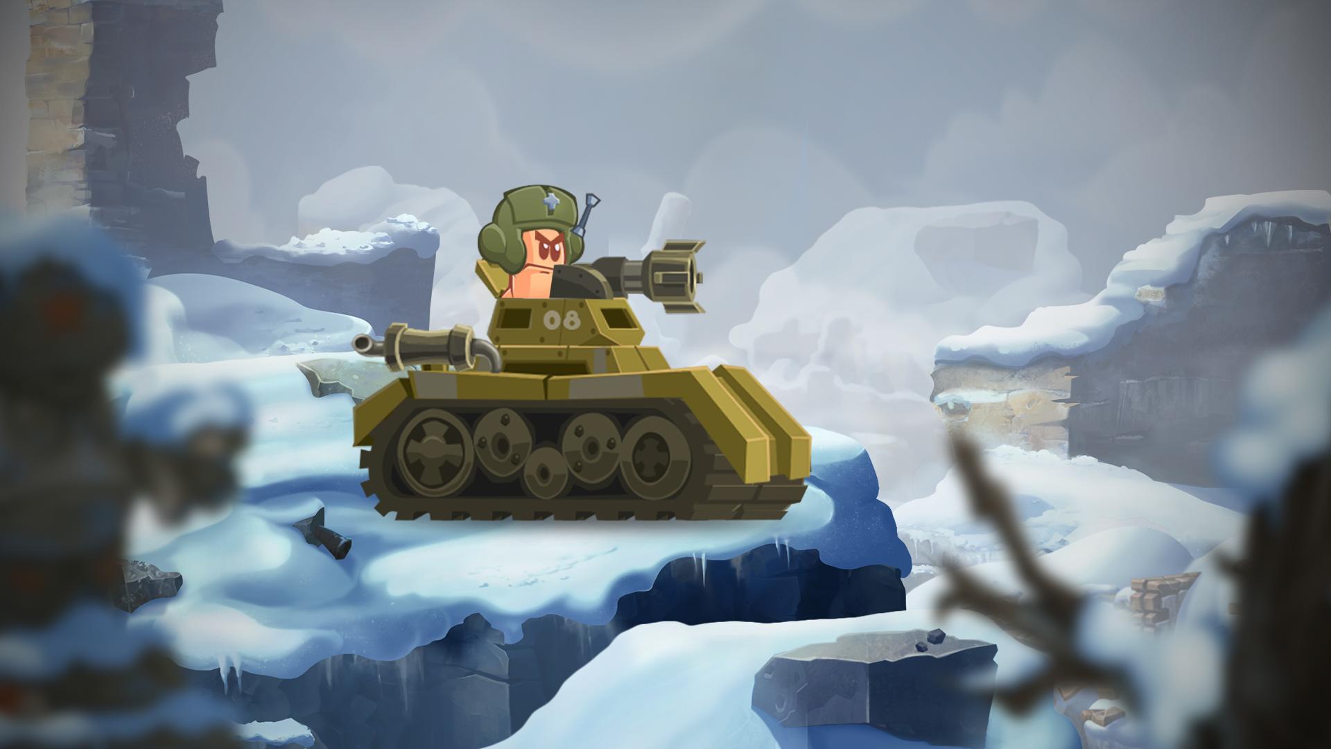 Tanks a lot buddy