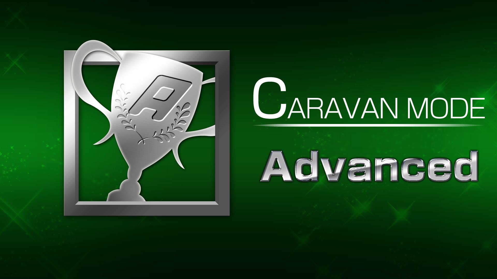 Icon for CARAVAN MODE 7,500 points