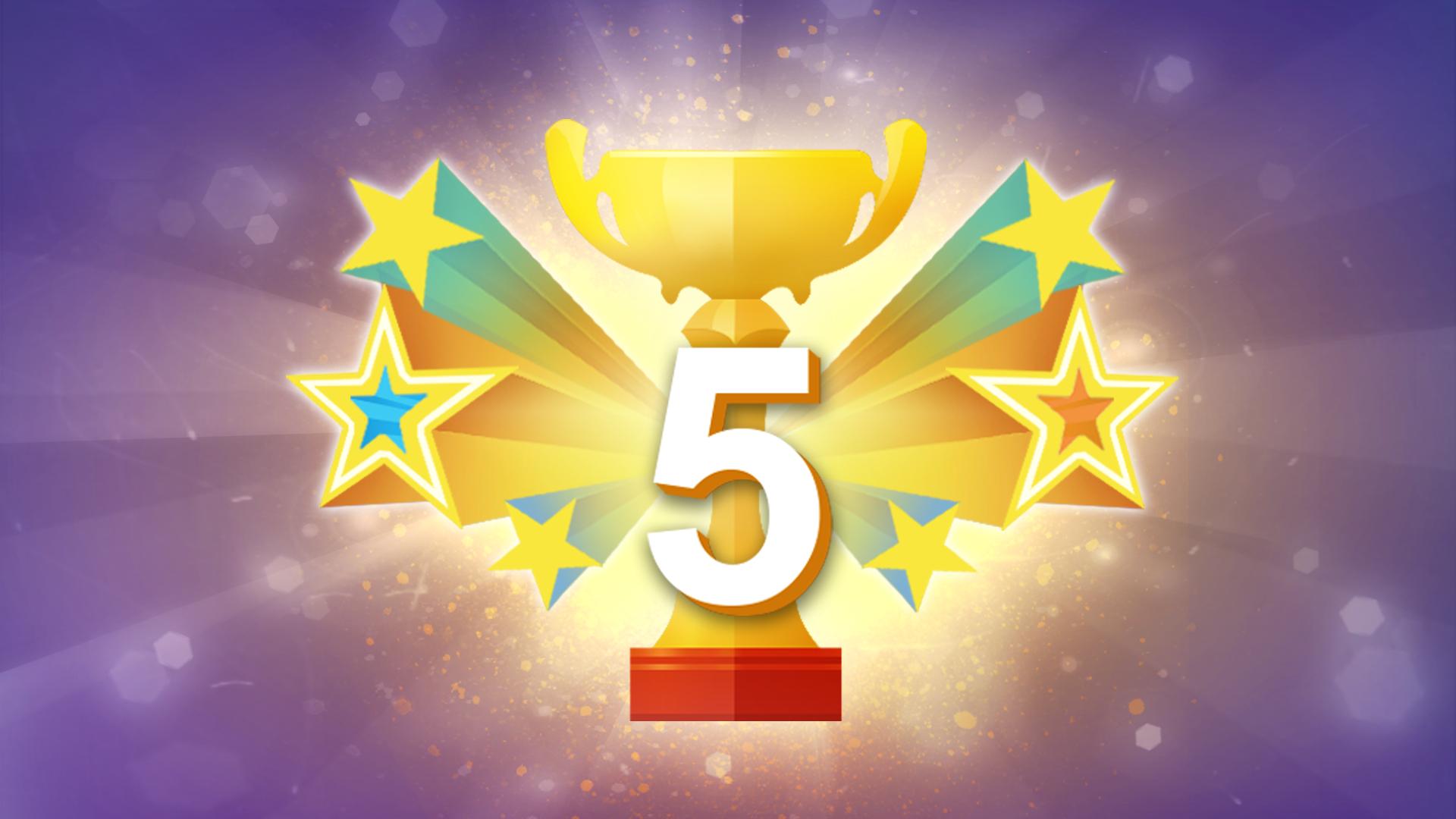 Five Star Contestant